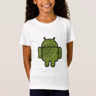 Pancho Gekritzel für Android™ T-Shirt