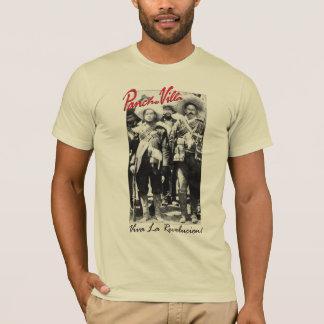 Pancho Villa und Contreras mexikanischer Krieg T-Shirt