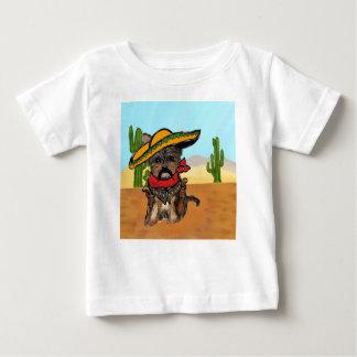 Pancho Yorkie Poo Baby T-shirt