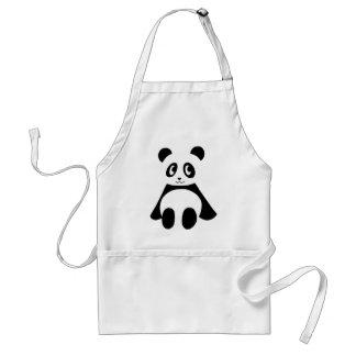 Panda 2 schürze