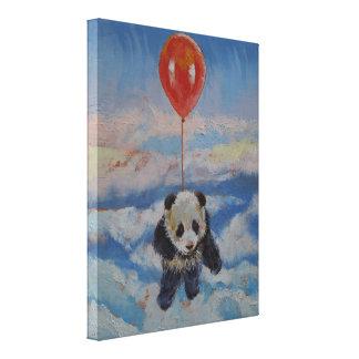 Panda-Ballon Leinwanddrucke
