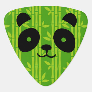 panda_bamboo plektrum