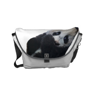 Panda-Bär Kuriertaschen