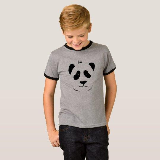 Panda Bär Shirt