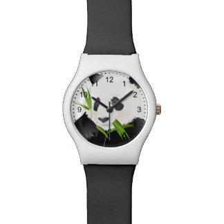 Panda-Bär Uhr
