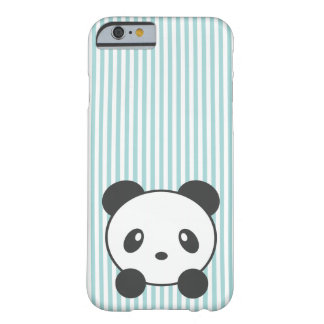 Panda Barely There iPhone 6 Hülle