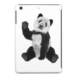 Panda-Bärn-Wellenartig bewegen iPad Mini Retina Schalen