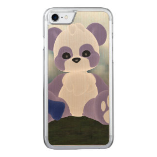 Panda Bearz sonniger Tag Carved iPhone 8/7 Hülle