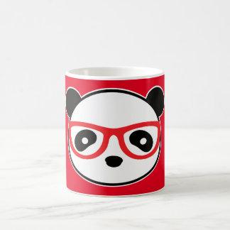 Panda-Becher Leon die Panda-Bärn-Kaffee-Tasse Kaffeetasse