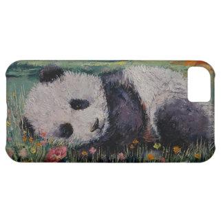Panda-Blumen iPhone 5C Cover