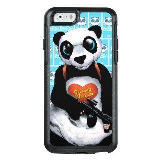 Panda der Selbstmord-Gruppen-| OtterBox iPhone 6/6s Hülle