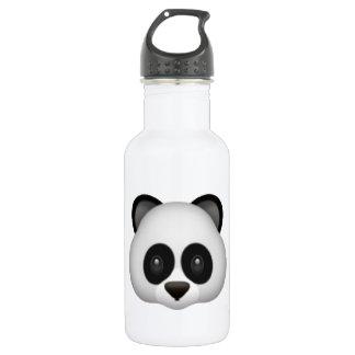 Panda - Emoji Edelstahlflasche