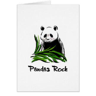 Panda-Felsen Karte