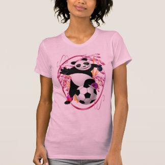 Panda-Fußball-Shirts T Shirts