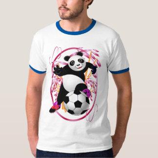 Panda-Fußball-T - Shirts