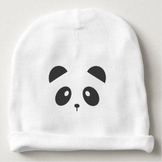 Panda-Gesicht Babymütze