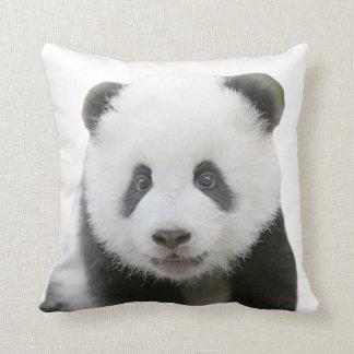 Panda-Gesicht Kissen
