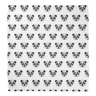 Panda-Gesicht TP Halstücher