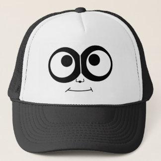 Panda-Gesicht Truckerkappe