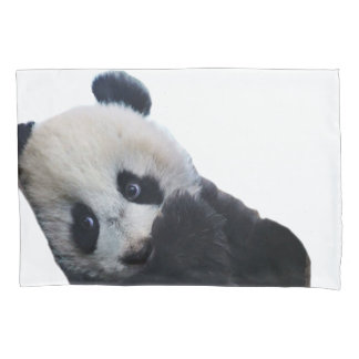 Panda Kissenbezug