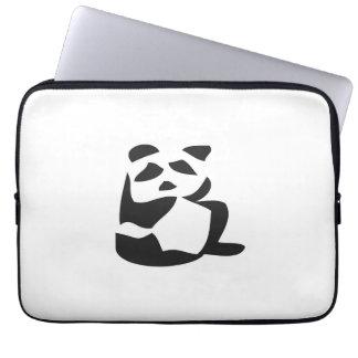 Panda-Laptop-Hülse Computer Sleeve Schutzhüllen