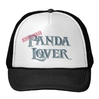 Panda-Liebhaber Baseball Mützen
