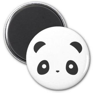 Panda-Magnet Runder Magnet 5,1 Cm