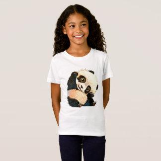 Panda-Niedlichkeit T-Shirt