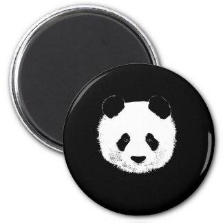 Panda Runder Magnet 5,1 Cm