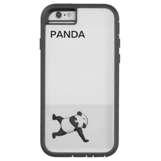 Panda-Telefonkasten /iPhone 6/6s des Schocks Tough Xtreme iPhone 6 Hülle
