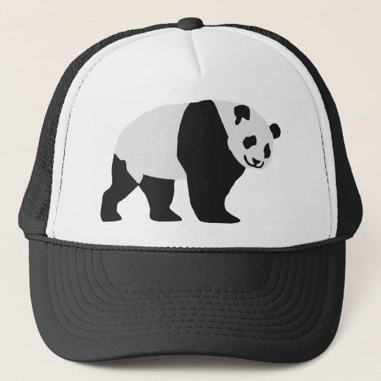 Panda Truckerkappe