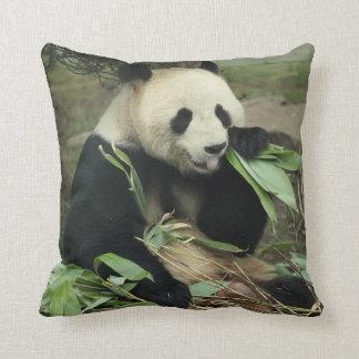 Panda-und Baby-Panda-Wurfs-Kissen Kissen