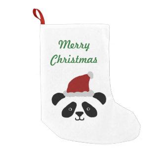 Panda-WeihnachtsStrumpf Kleiner Weihnachtsstrumpf