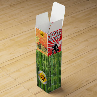 Pandacoin (PND) Wein-Geschenkboxen Flaschen Geschenkverpackung