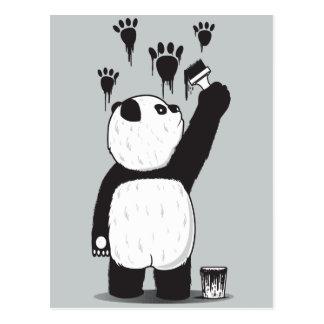 Pandalism Postkarte