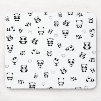 Pandamuster Mousepad