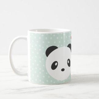 Pandapaare Kaffeetasse
