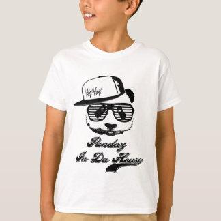 Pandaz in DA-Haus. Gettopanda T-Shirt