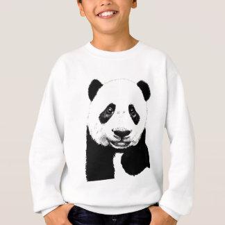 Pandazeichnen Sweatshirt