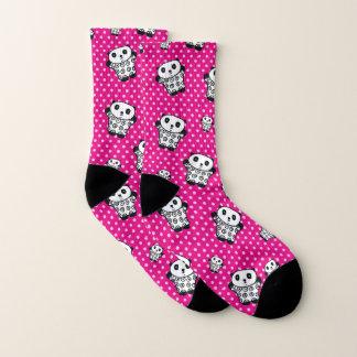 Pandy der Panda-Tupfen Socken