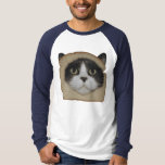 Paniertes Inbread Katzen-Panieren T-Shirt