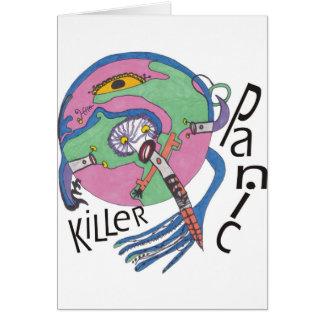 Panikmörder Karte