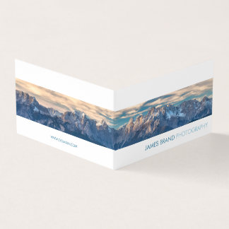Panorama-Fotograf Visitenkarten