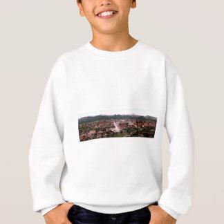 Panorama von Denver Colorado Sweatshirt