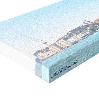 Panorama von Venedig, Italien - Leinwand