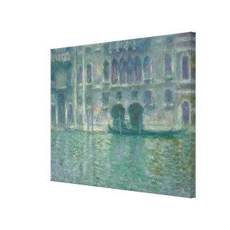 Panoramablick Claude Monets | des Ile-de-France Leinwanddruck