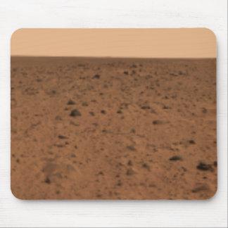 Panoramablick von Bonneville-Krater Mousepad