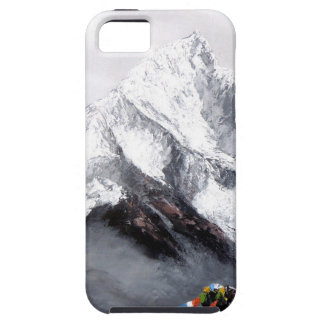 Panoramablick von Everest-Berg iPhone 5 Case