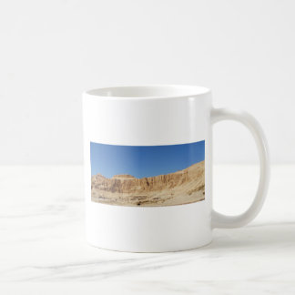 Panoramische Fotografie Hatshepsut Tempels Kaffeetasse