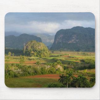 Panoramische Tallandschaft, Kuba Mousepad
